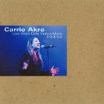 Carrie Akre - Live From Cafe Venus/Mars